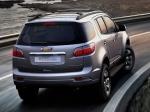 ВИндии «засветился» новый Chevrolet Trailblazer