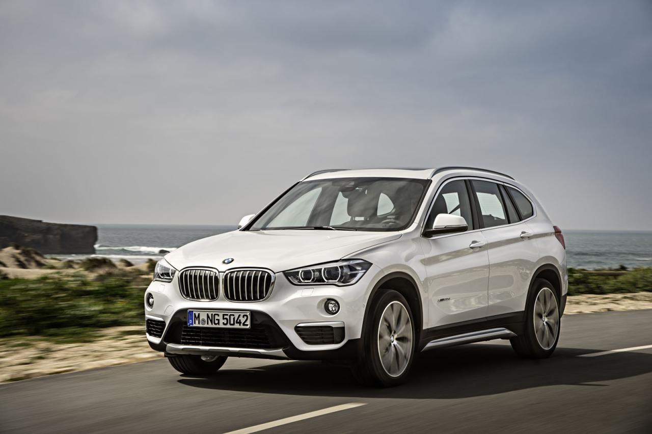 BMW показала Х1 нового поколения