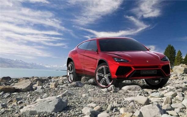 Lamborghini начинает выпуск внедорожников