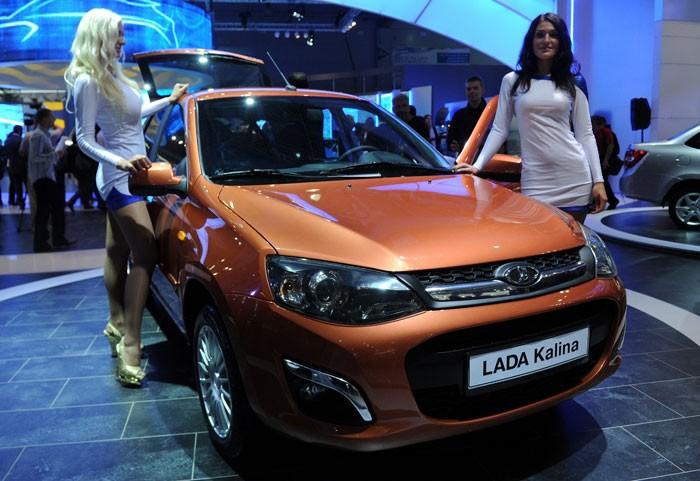 ТОП-10 автомобильных брендов вРФ подинамики роста