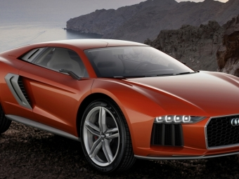 ВоФранкфурте будет представлен концепт-кар электрического Ауди Q6