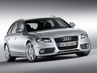 Багажник новой Ауди A4 Avant станет еще больше