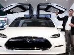 Первые поставки кроссовера Tesla Model-X начнутся через 3 месяца