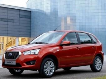 Тираж реализованных вРФ Datsun превысил 25 000 экземпляров