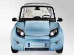 Пежо Ситроен презентовал электрокар Bollore BlueSummer