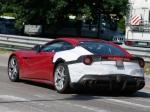 Феррари F12 Berlinetta сделают легче имощнее