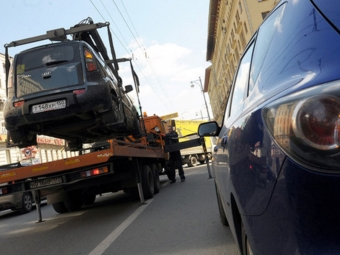 ВРФ с19июня изменится механизм эвакуации авто