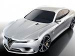 Альфа Ромео Giulia получит мотор V6 Феррари