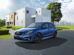 Впродаже возник гибридный хэтчбек Субару impreza sport Hybrid
