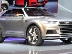 Ауди Q6 обзаведется гибридной иводородной версией