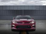 Известна премьерная дата нового кабриолета Chevrolet Camaro