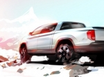 Хонда тестирует обновленный тип пикапа Ridgeline— Смена долгожителя