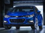 Новый образец Chevrolet Cruze представили официально