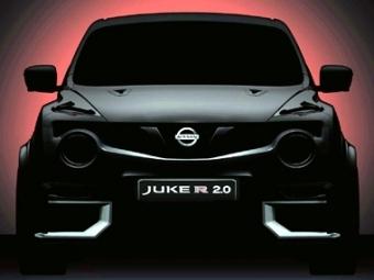 Nissan готовит новейшую версию Juke сагрегатом отGT-R