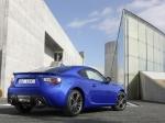 Subaru начинает вРФ продажу купе BRZ савтоматической трансмиссией