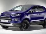 Ford начал продажи обновленного EcoSport