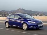 ВЛенобласти начинается серийное производство обновленного Ford Focus