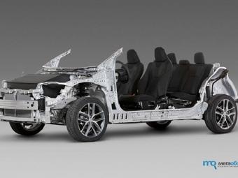 Внынешнем году представят новый Тойота Prius