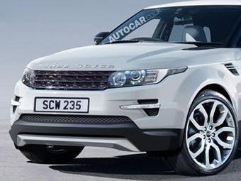 Новый Range Rover. Первая информация