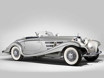 В Америке продан с аукциона самый старый из действующих автомобилей