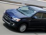 Обновленный Mitsubishi ASX