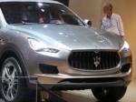 Новая Maserati Cinqueporte