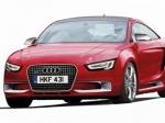 Новая Audi R4