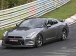 Обновленный Nissan GT-R: новый рекорд скорости