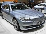 BMW 5-й серии. Теперь и гибрид