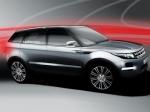 У Range Rover Evoque появится более крупный наследник