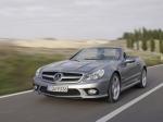 Mercedes SL сняли с производства