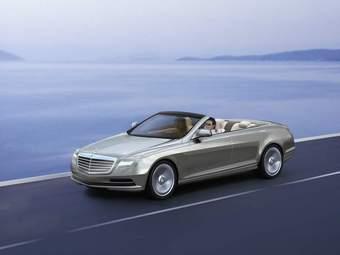 Новый Mercedes S-класса получит модификацию кабриолет