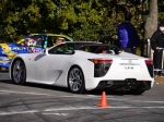 В Японии засветился загадочный суперкар Lexus