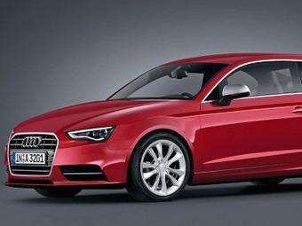 Новую Audi A3 покажут весной