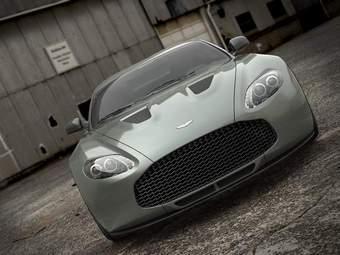 Серийный Aston Martin V12 Zagato дебютирует в Кувейте