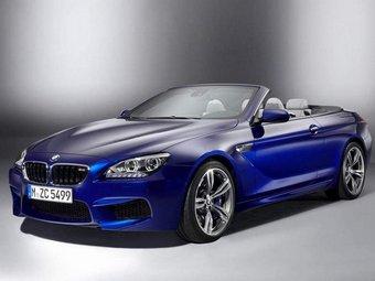 Представлена новая BMW M6