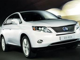 Lexus RX – серьезное обновление