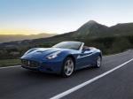 Обновлённая Ferrari California станет мощнее и легче