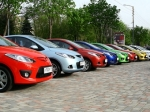 Какого цвета автомобили реже всего попадают в аварии