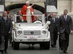 Новый автомобиль для папы римского