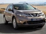 Популярный кроссовер Nissan Murano 2012 получит новый цвет