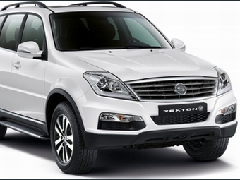 SsangYong Rexton (СсангЙонг Рекстон): описание автомобиля