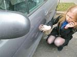 Оплатит ли КАСКО царапину от гвоздя на машине?