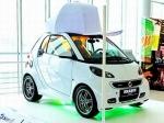 Smart принял участие в неделе моды Mercedes-Benz Kiev Fashion Days