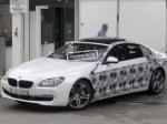 Новый седан BMW 6