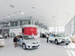 В Екатеринбурге состоялось торжественное открытие нового Тойота Центра