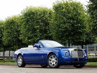 Phantom Drophead Coupe от Rolls-Royce покоряет публику