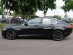 Jaguar начал тесты небольшого седана