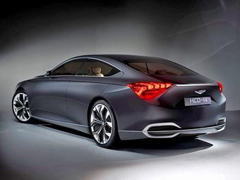 Hyundai готовит конкурента «трешке» BMW