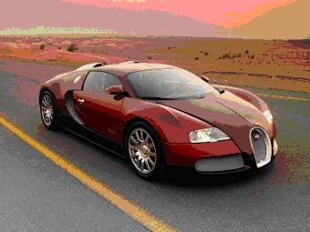Bugatti Veyron сняли с продажи